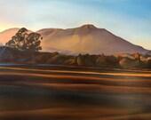 Mount Tamalpais Glow - gi...