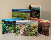 Flower Greeting Card Pack...