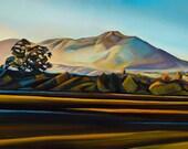 Mount Tamalpais Glow II -...