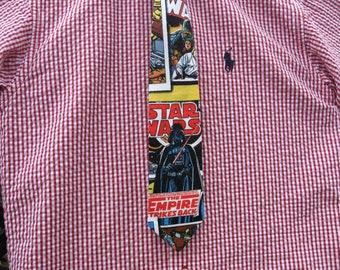 Star Wars boys necktie
