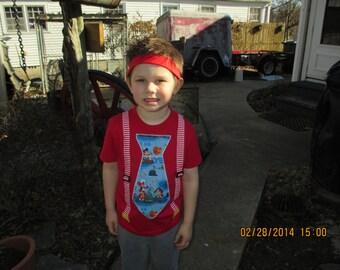 Jake and the Neverland shirt