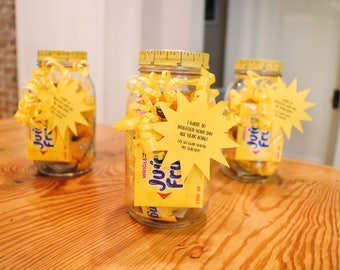 IMMEDIATE DOWNLOAD- Jar of Sunshine Back to School Gift Printable PDF