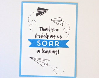 IMMEDIATE DOWNLOAD- Soar Thank you Gift Giving Labels-Printable PDF