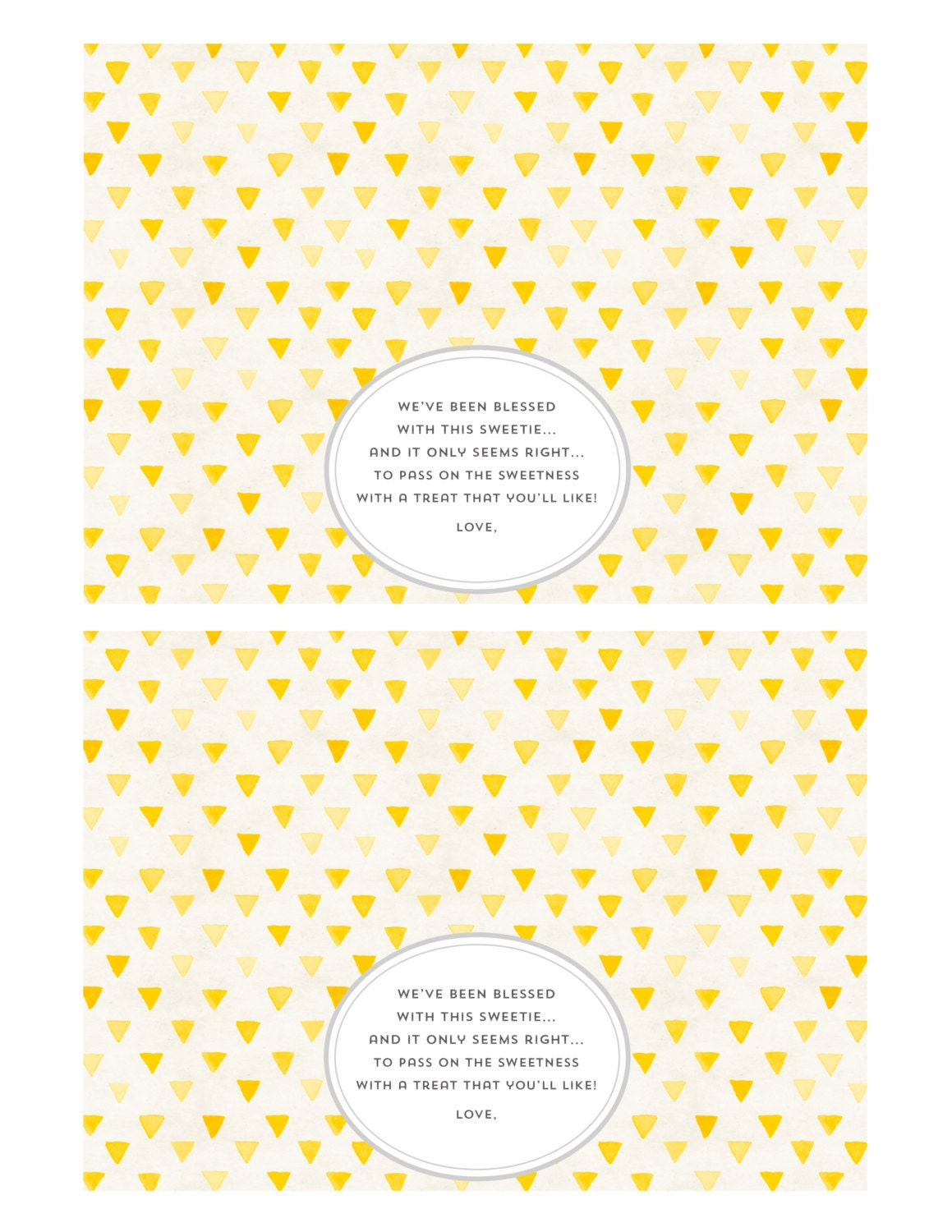 It's just an image of Printable Baby Gift Tags pertaining to name
