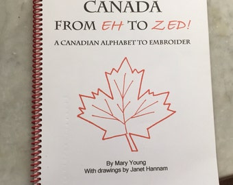 """Canada """"From Eh to Zed""""  Book PDF"""