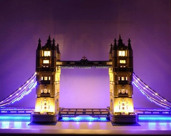 Light up kits for 10214 Tower Bridge - (Model not included)