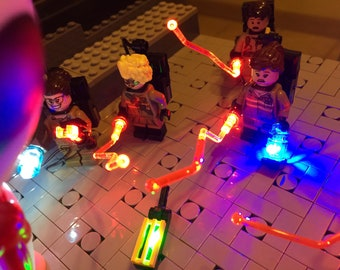 Ghostbusters Lightup Laser gun - USB