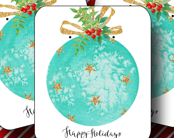 HOLIDAY•Earring Cards•2x3 Earring Cards•Jewelry Cards•Holiday Tags•Christmas Earring Cards•Holiday Labels•Christmas Tags•Ornament 6
