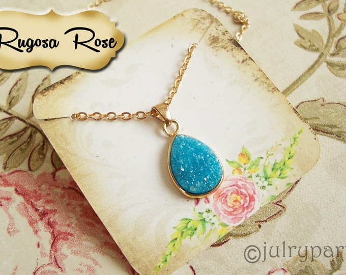 60•RUGOSA ROSE•Necklace and Earring Cards•Tag•Jewelry Cards•Necklace Card•Display•Earring Holder•Necklace Holder•2x2 or 3x3