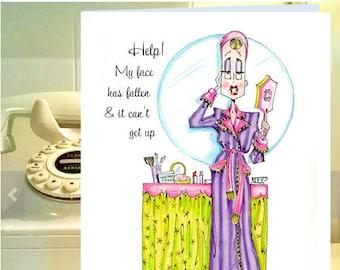 Women humor greeting cards, funny women birthday, funny women cards, women humor, funny birthday cards for women, birthday humor cards