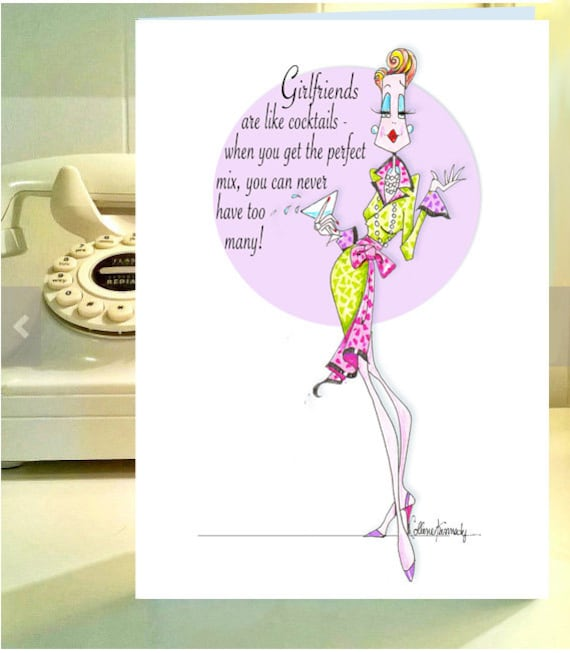 Funny Printable Birthday Cards Printable Birthday Cards For Etsy