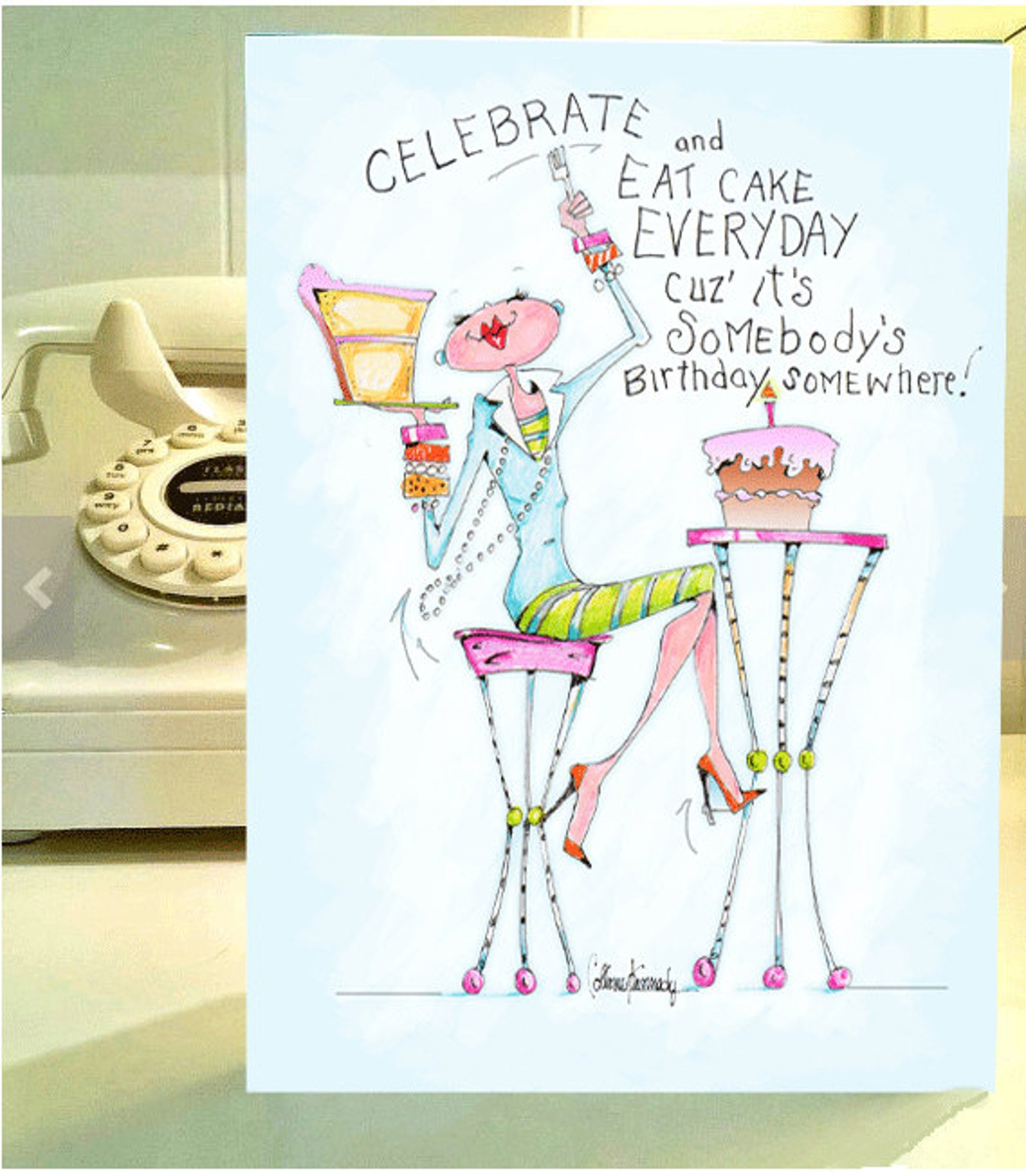 Birthday Cards With Naked Women