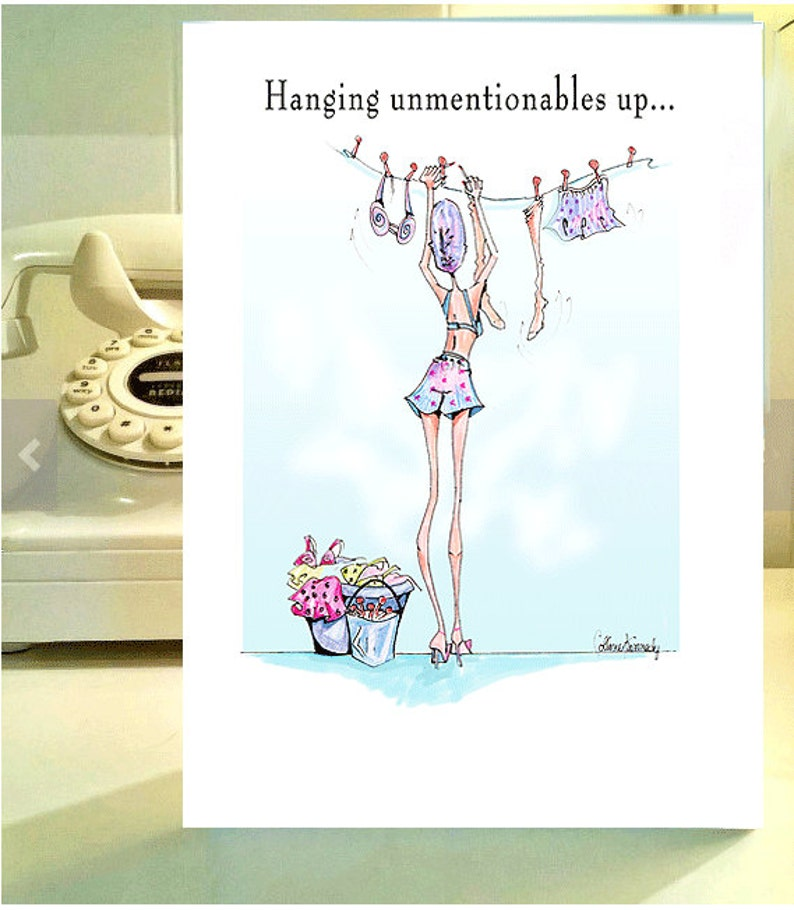 Funny Birthday Cards Card For Friend Women