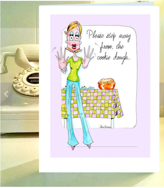 Funny Birthday Card Birthday Card For Girl Friend Happy
