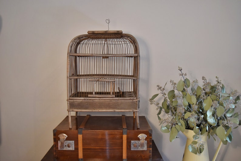 Vogelkooi In Huis : Vogelkooi natalia grijs zwart