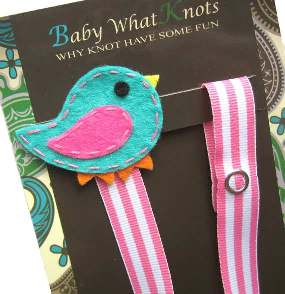 Beautiful Dummy Clip Baby Soother Clips Chain Holder Pacifier Strap Designs LC