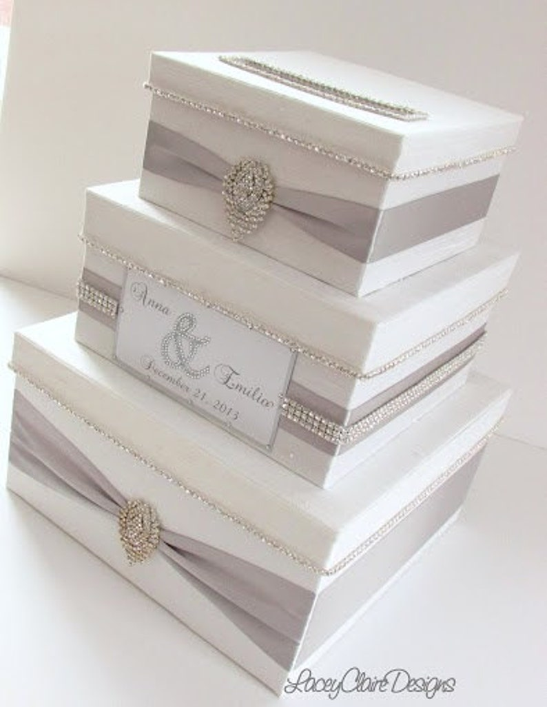 Image 0: Unique Wedding Card Containers At Websimilar.org