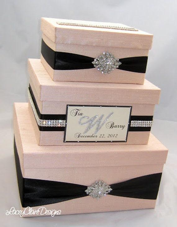 bo te cadeau mariage bling card box bo te de mariage rose. Black Bedroom Furniture Sets. Home Design Ideas