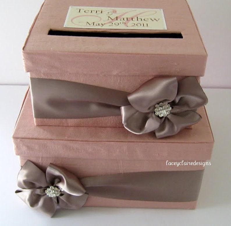 wedding card box wedding money box wedding card holder you