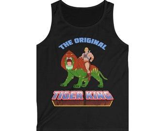 Farpoint's Original Tiger-Man Men's Tank Top