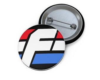 Farpoint Icon Pin