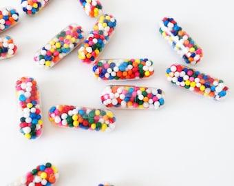 Rainbow Sprinkles Pills