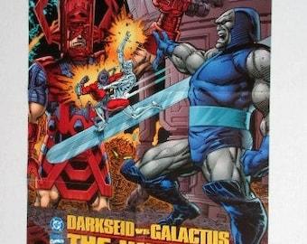 Darkseid | Etsy