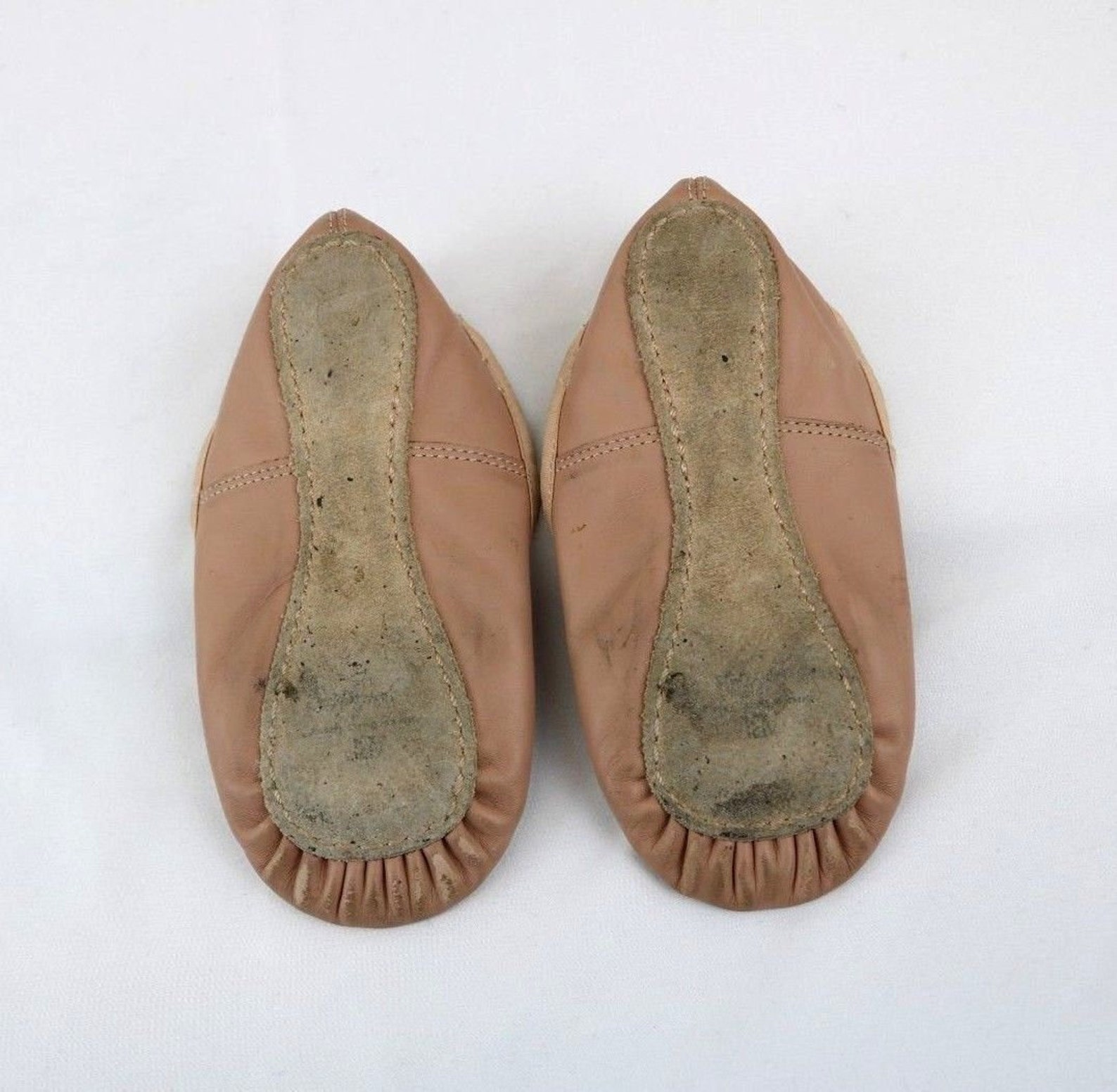 american ballet theater sz 12 1/2 ballet shoes pink