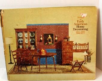 MId Century Modern Interior  Design Decor book Vintage