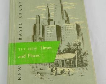 vintage basic reader elementary educational book readers