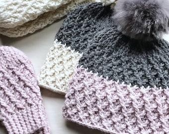 5046b7b767b Crochet hat pattern