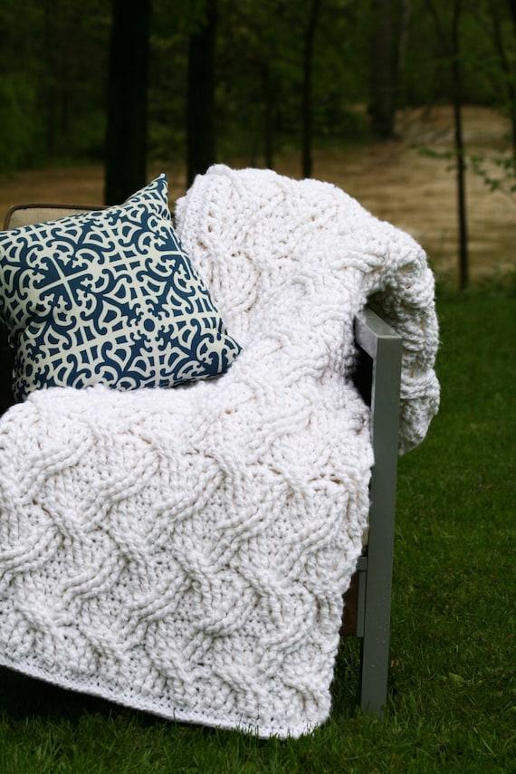 Ganchillo afgano patrón el patrón afgano de Hudson patrón | Etsy