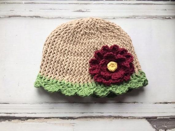 Crochet Pattern The Harmony Hat Pattern 4 Sizes Crochet  02221b4c02f3