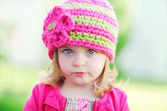 Crochet Hat Pattern By Ruby Webbsthe Elise Hatcrochet Hat Etsy
