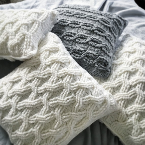 Häkeln Sie Muster Hudson Kissen Muster Häkelanleitung | Etsy