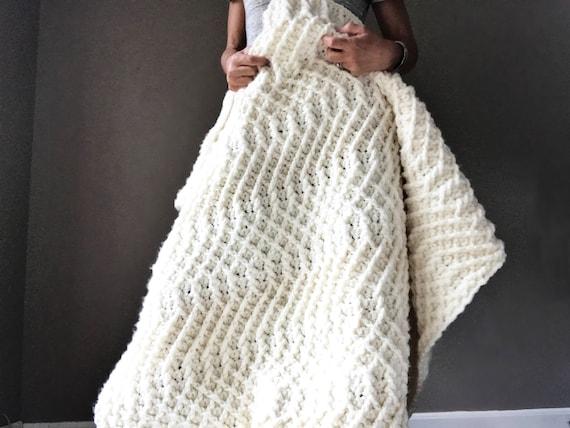 Afghanische Häkelmuster süßen Schlummer Decke Muster