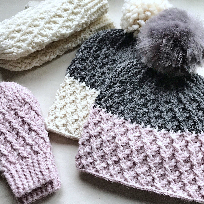 Crochet Pattern The Stevie Crochet Beanie Pattern Crochet Etsy