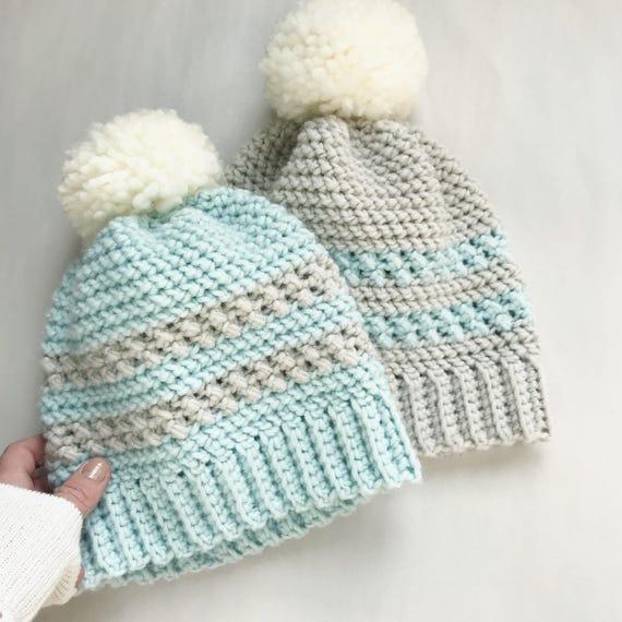Fuente de ganchillo patrón el patrón del sombrero del   Etsy