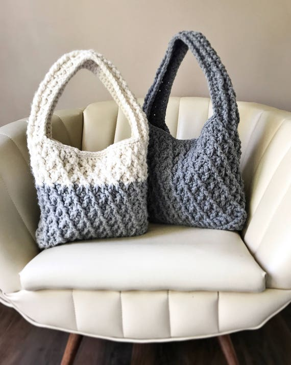 Crochet Pattern La Borsa Di Kiara Crochet Pattern Bag Etsy