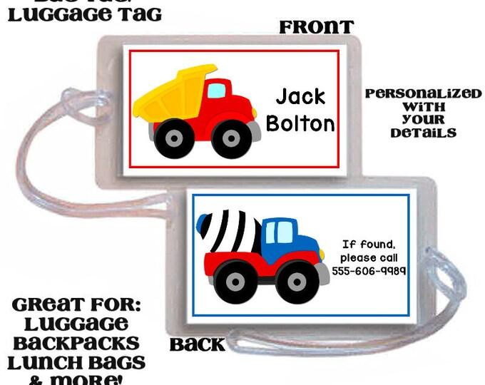 School Labels/Bag Tags
