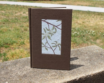 Hardcover LINED Blank Journal