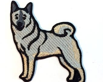 Norwegian Elkhound Etsy