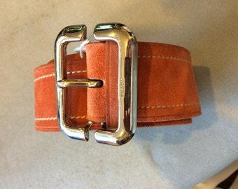 c4a6d7e4133 Prada vintage belt