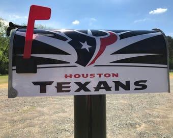 Houston Texans Mailbox