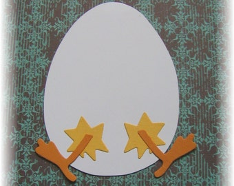 Chick Embellishments or Tags (2)