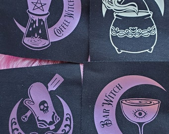 Patches: culinary coven