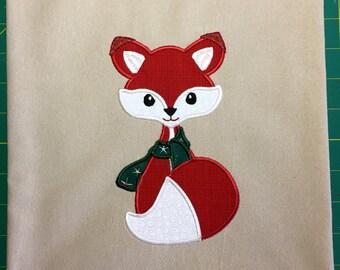 Kitchen Towel - Red Fox