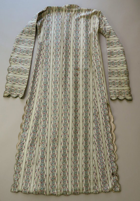 Antique Ottoman Entari Robe / Traditional Turkish… - image 8