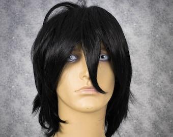 Fullbuster Black wig