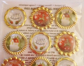 Jolee's Boutique -- Holiday Icon Baubles Repeats -- NEW --  (#1879)